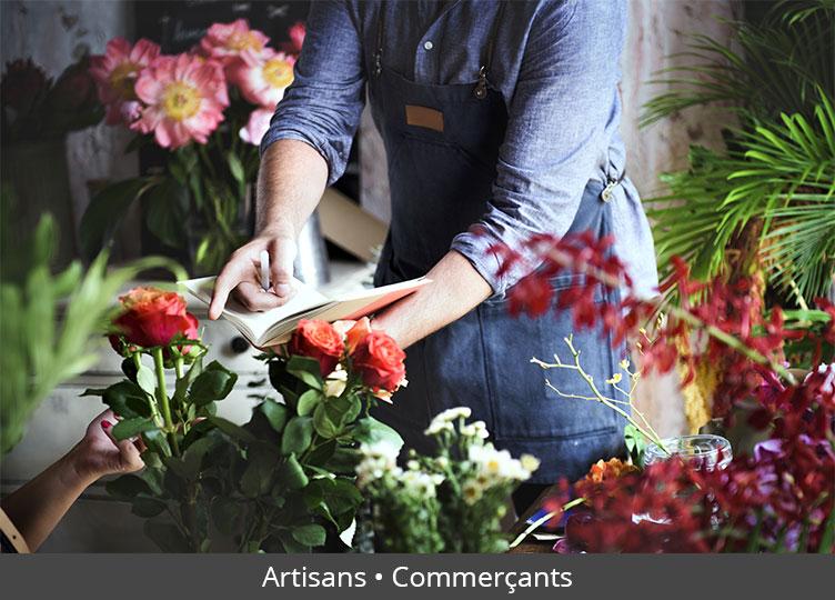 Artisans commerçants