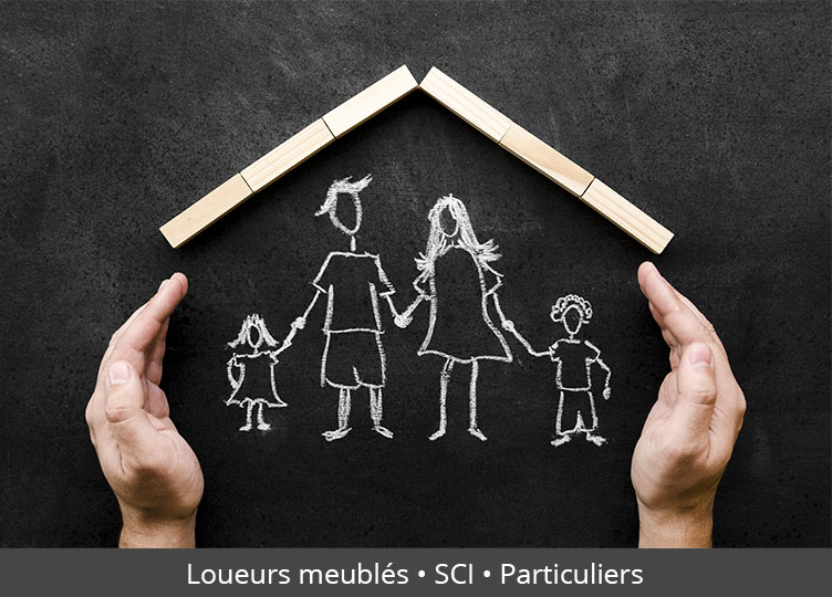 Expertise comptable Montpellier pour loueurs meublés SCI Particuliers